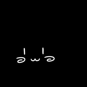「顔イラスト入りマグカップ」のシルエットイラスト