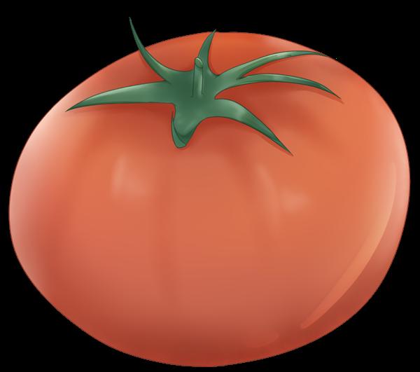 【挿絵】トマト