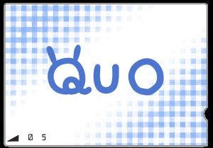 QUOカードのイラスト