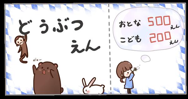 【挿絵】動物園チケット