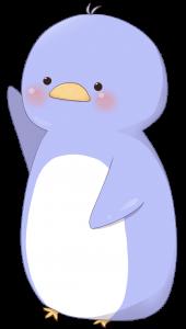 ペンギン【立ち絵】