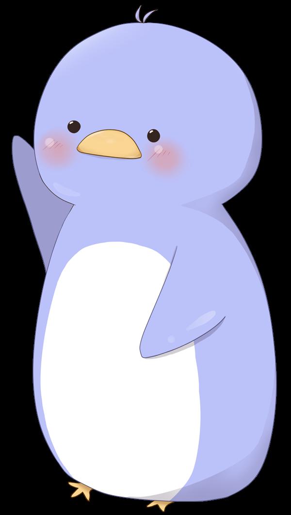 【挿絵】ペンギン