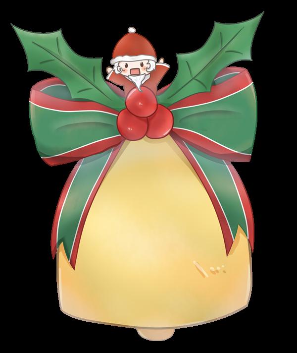 【挿絵】クリスマス飾り