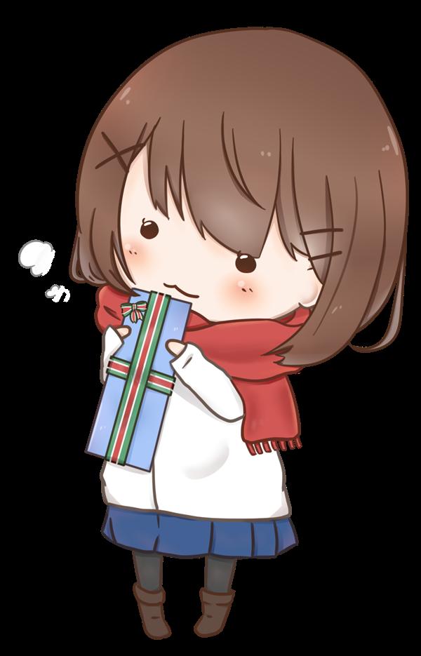 【挿絵】クリスマス待ち合わせ