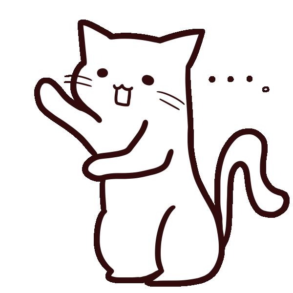 【挿絵】猫で一言