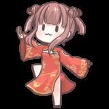 【挿絵】チャイナ服