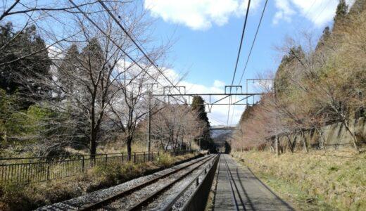 【写真】廃線