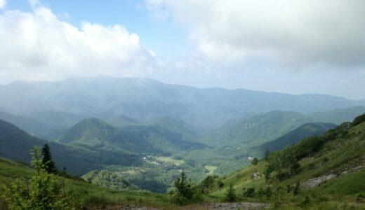 【写真】山の上から眺める風景1